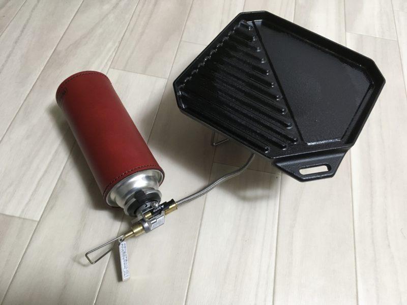 SOTO(ソト) Fusion(フュージョン) ST-330 CB缶分離型バーナー欲しいならコレ!